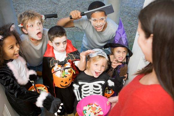 Halloween Safety Tips from Mr. Mister