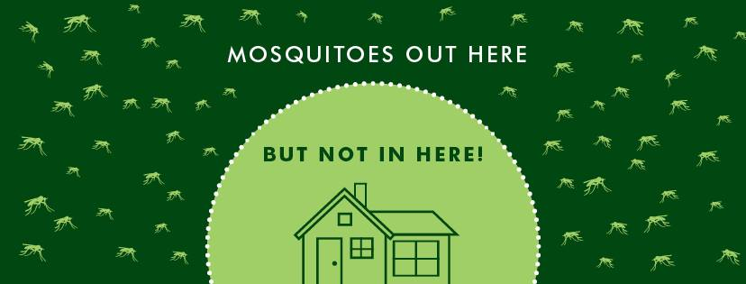 Our trained mosquito control technicians arrive in company vehicles to treat your yard.
